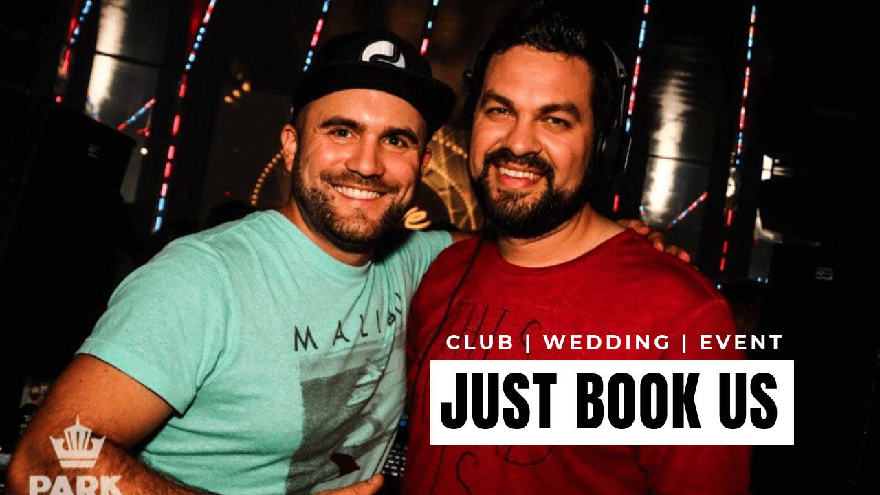 Just book us DJ Bros